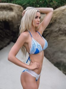 caitlin arnett beach bikini fashion photography