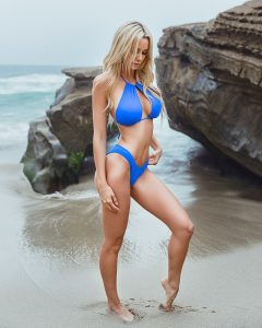 la jolla beach model